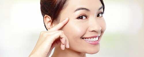 curiosidades make up : evita que toques tu cara