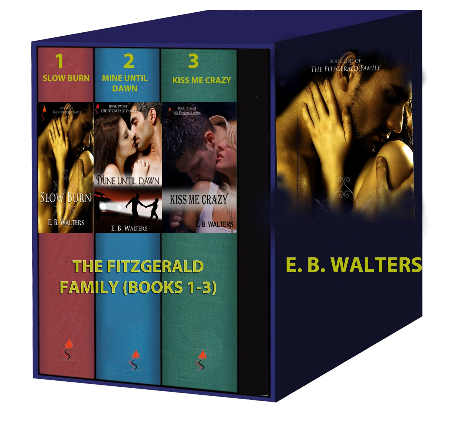 Usa Today Bestselling Author E B Walters Spring Fling