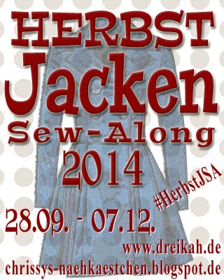 Herbst Jacken Sew-Along 2014