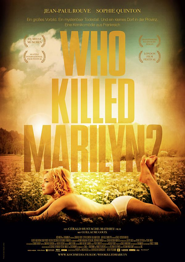 Wohe killed Marilyn