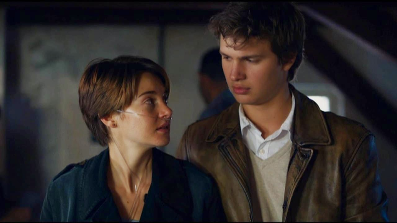 the fault in our stars shailene woodley ansel elgort