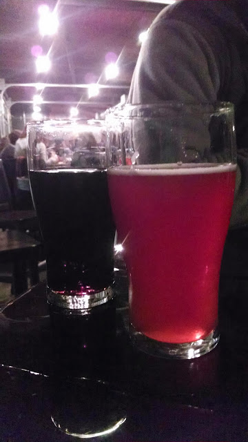 stout cider and cranberry ale from socialable cider werks