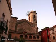 Església de Sant Vicenç de Riells del Fai. Autor: Carlos Albacete