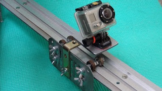 DIY Camera Slider for GoPro