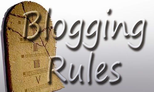 Top 10 Rules of Blogging