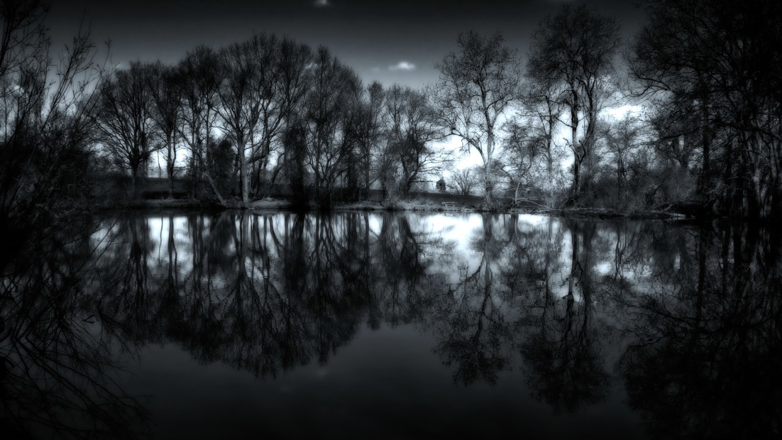 Free Wallpapers Hd Wallpapers Desktop Wallpapers Dark Lake And