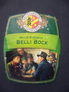 Belli Bock beer