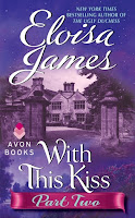 Book cover of With This Kiss (Part Two) by Eloisa James