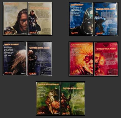 ComicStoreWest: FREE Magic 2012 Sample Decks (30 cards)