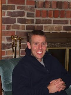 Author Matthew Horn
