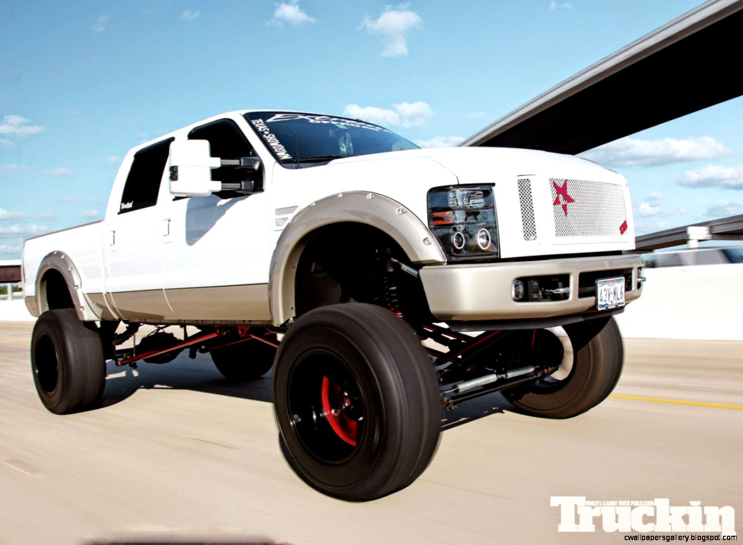 Ford F 250 Lifted Trucks