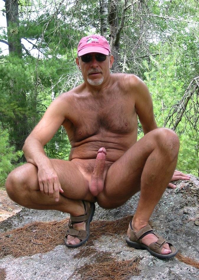 Some Hot Naked Older Men