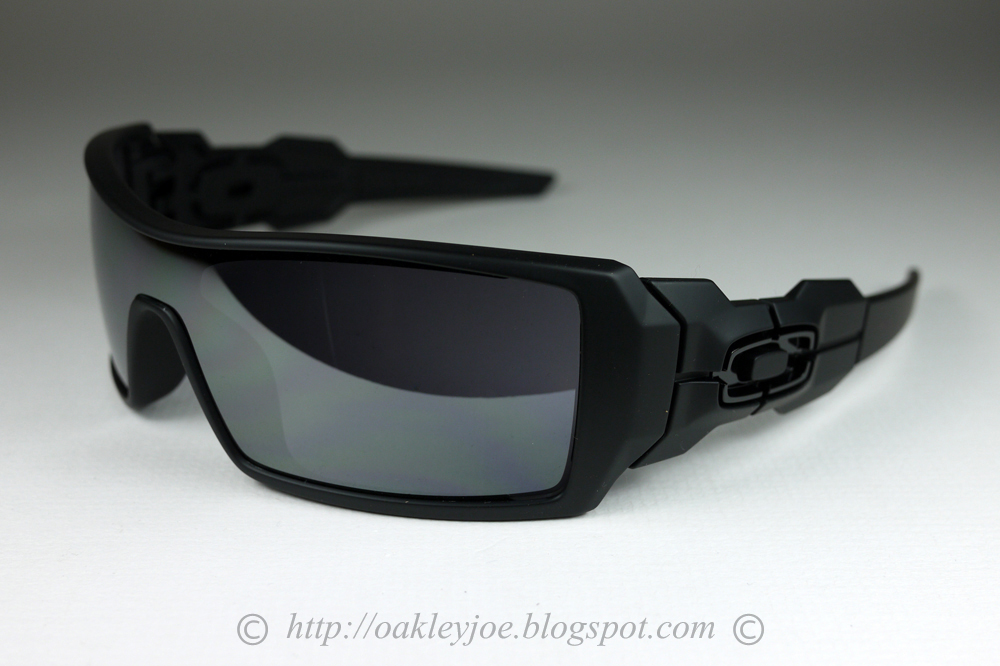 oakley oil rig iridium polarized