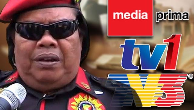 Tetap terus buat laporan polis walau dipinggir TV1, TV3 – Rani Kulup