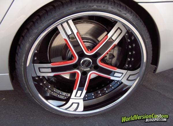 BMW 750i Rodas Aro 22
