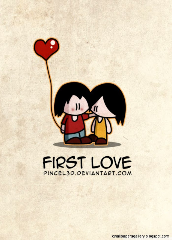 First Love HD desktop wallpaper  High Definition  Fullscreen