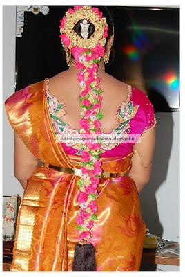 south indian bride hairstyles  latest indian clothing and