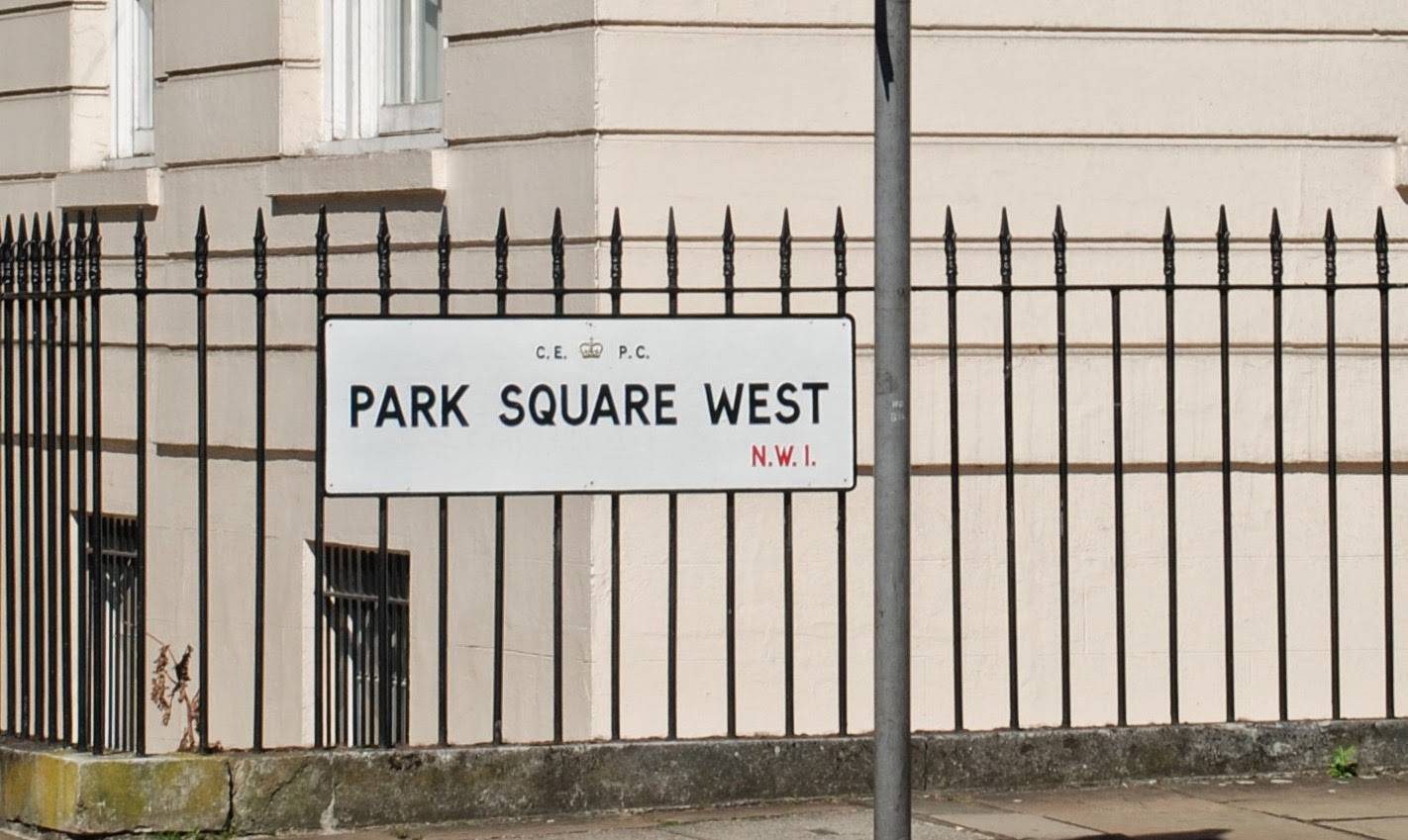 Park Square West, London