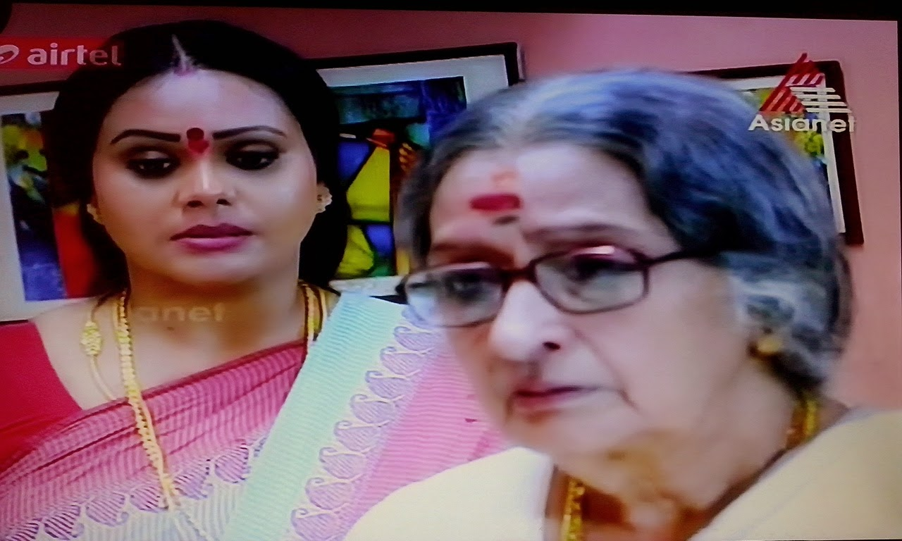 Episode 191 19-03-14 ,Malayalam serial Parasparam stills , Parasparam
