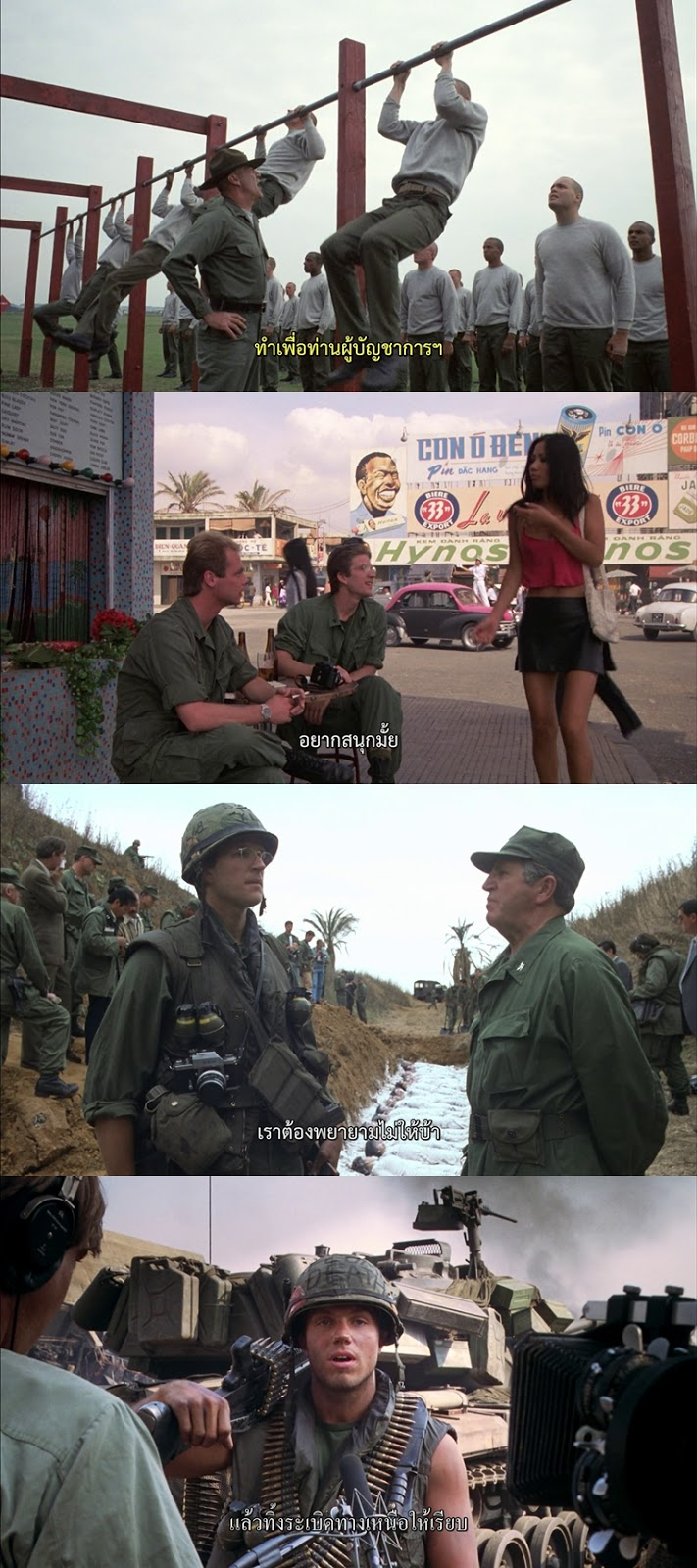 [MINI-HD] FULL METAL JACKET (1987) เกิดเพื่อฆ่า [1080P] [เสียงไทยมาสเตอร์ 5.1 + ENG 5.1] [บรรยายไทย + อังกฤษ] ZAKKY-FFF