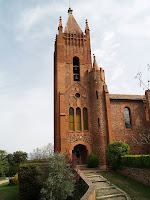 Campanar de l'església del Sagrat Cor
