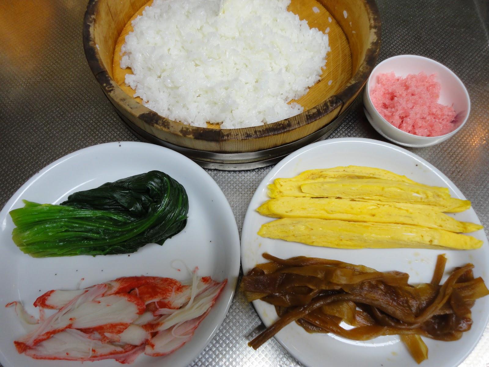 Ma vraie cuisine japonaise rouleau de sushi futomaki - Ma vraie cuisine japonaise ...