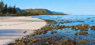 Pinturas Playas Mar