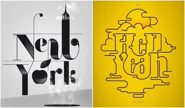 typography tipografia original amazing palabras words