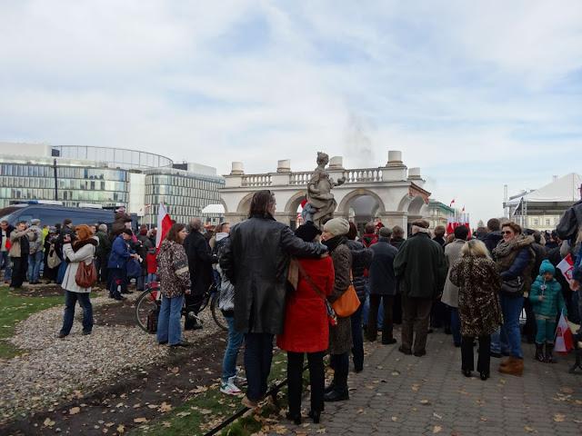 11 listopada 2012 marsz Razem dla Niepodległej