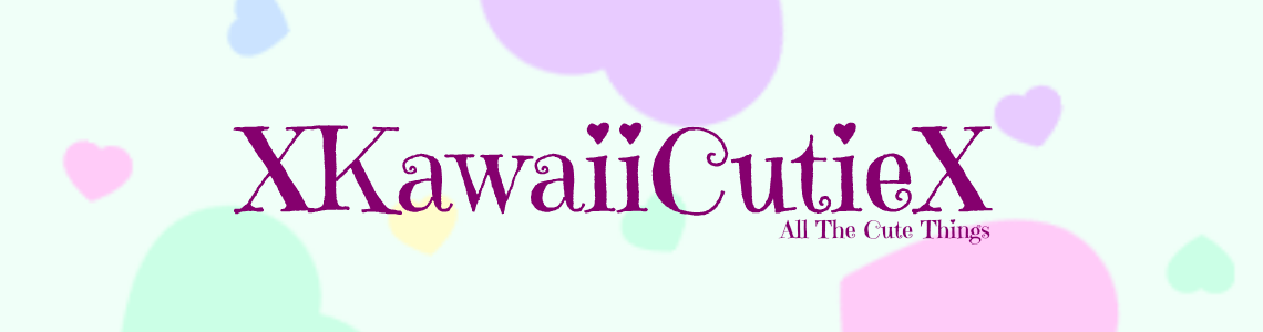 Kawaii Cutie Blog