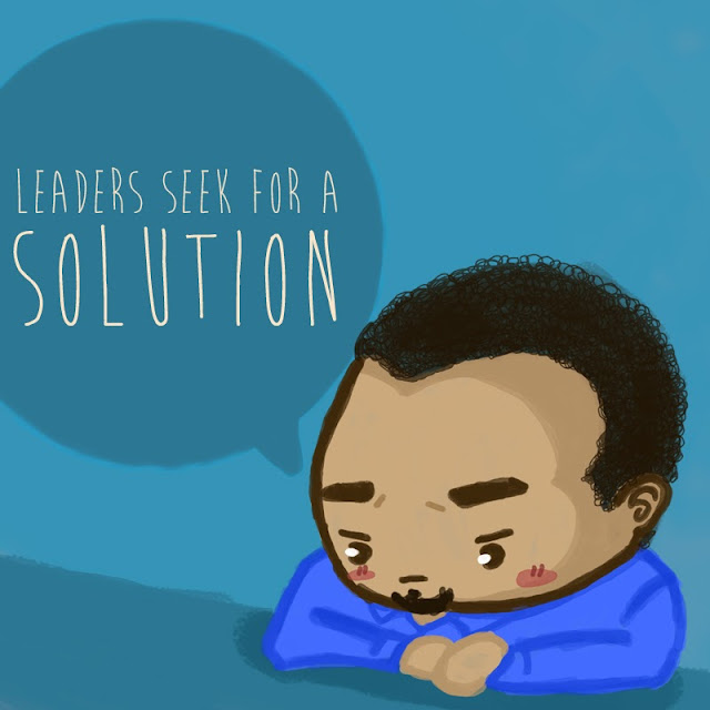 Leaders seek for a solution