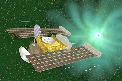 Μοναδικά δείγματα διαστρικής σκόνης έφερε στη Γη το Stardust