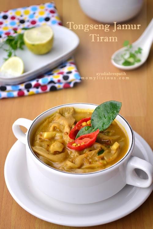 Tongseng Jamur Tiram