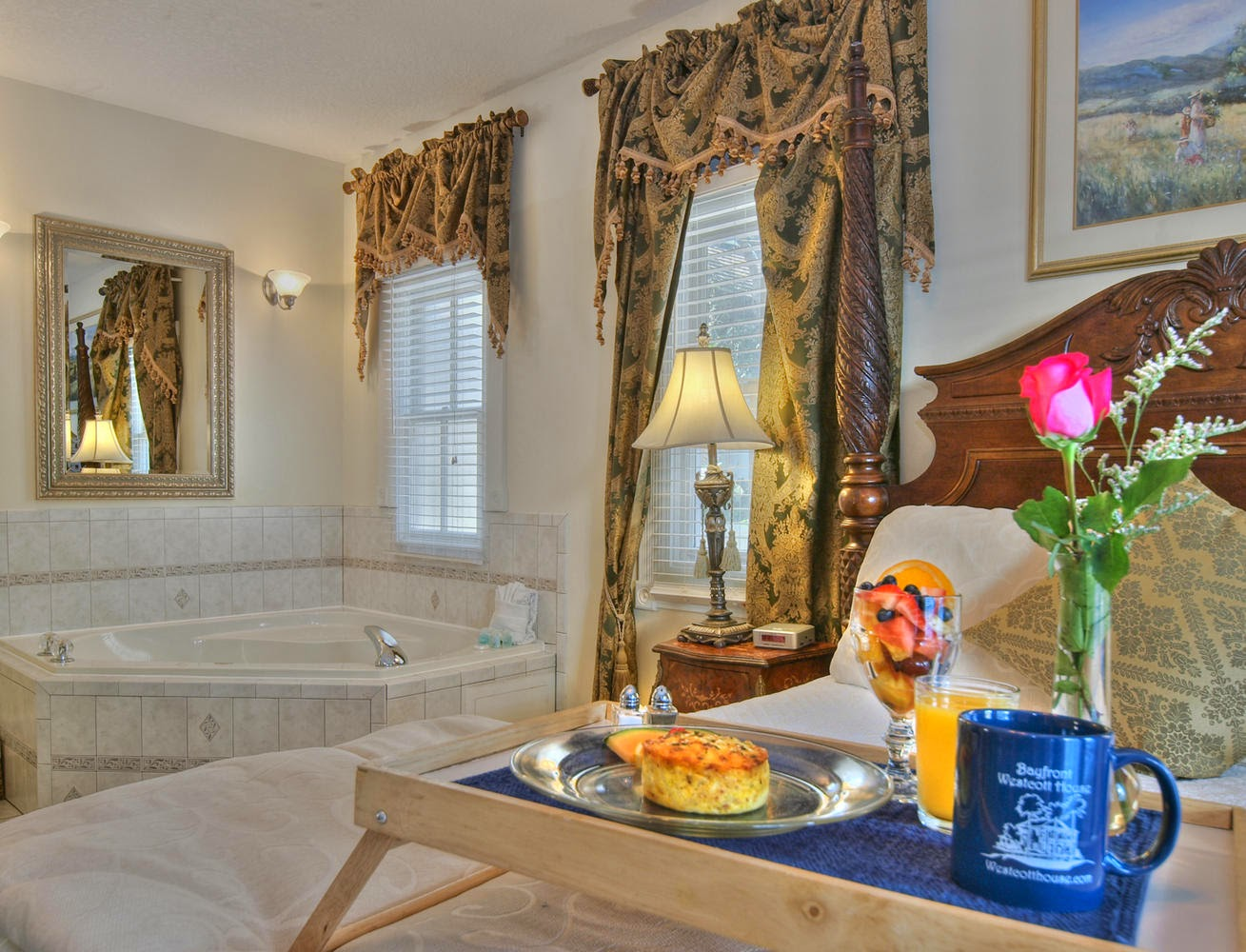 st augustine romantic bed and breakfast - newyorkfashion