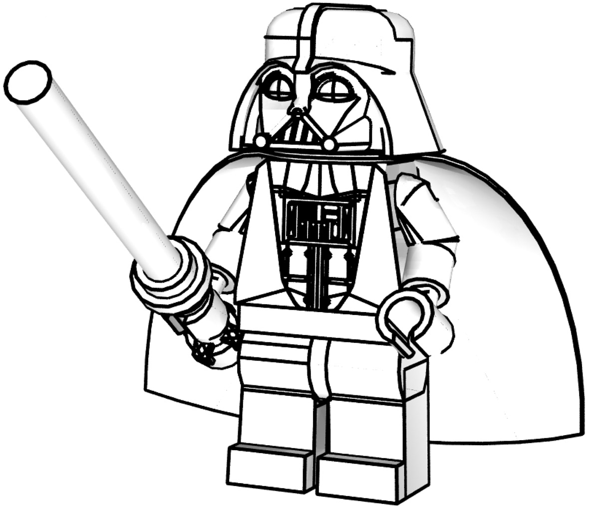 Лего раскраски для мальчиков