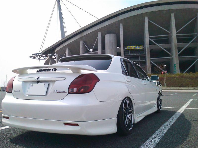 Toyota Verossa 1JZ RWD japoński sedan turbo tuning 日本車, チューニングカー, トヨタ