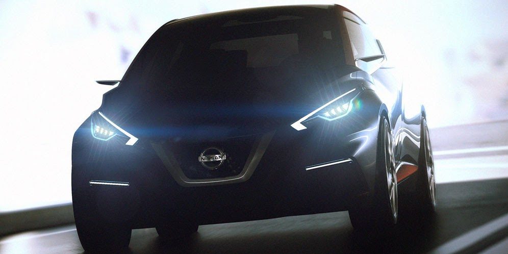Nissan's Next-Gen Serve Hatchback