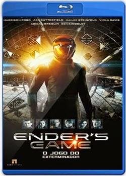 Filme Enders Game O Jogo do Exterminador