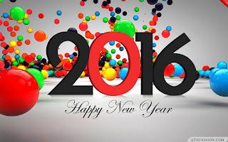 Kartu Ucapan Happy new year 2016 selamat tahun 2016 17