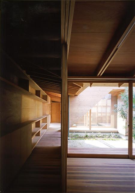 Japan Wood House 06