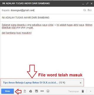 cara embuat email