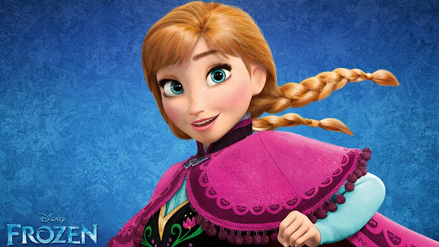 anna in frozen wallpapers hd