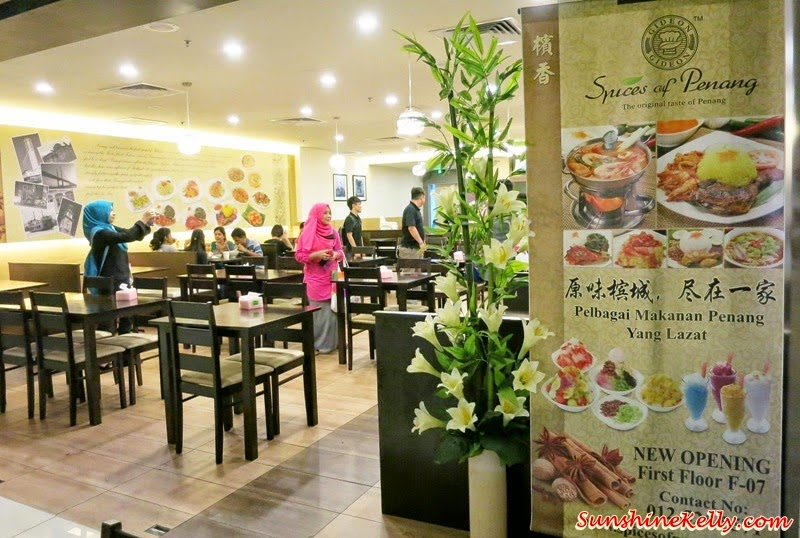 spices of penang, penang food, Bloggers' Day Out @ Klang Parade, Klang Parade, Shopping Mall