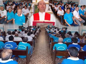 Fotos da Comemoração dos 5 anos do Terço dos Homens da Paróquia de Santana