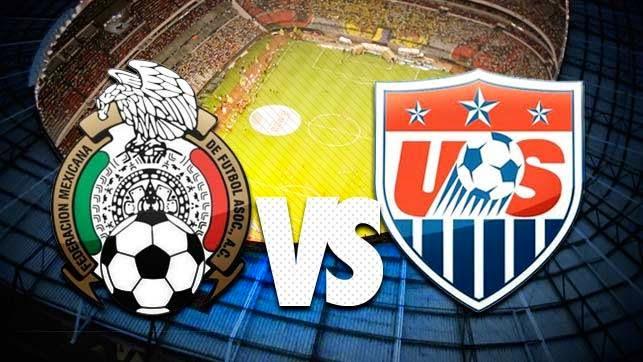 Estados Unidos vs Mexico Amistoso 15-04-2015 Resultados y Goles