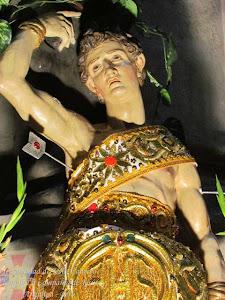 Enero 20  - San Sebastián Mártir - Templo La Compañía de Jesús