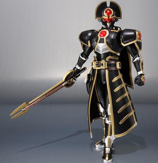S.H.Figuarts Kamen Rider Orga Yuji Kiba