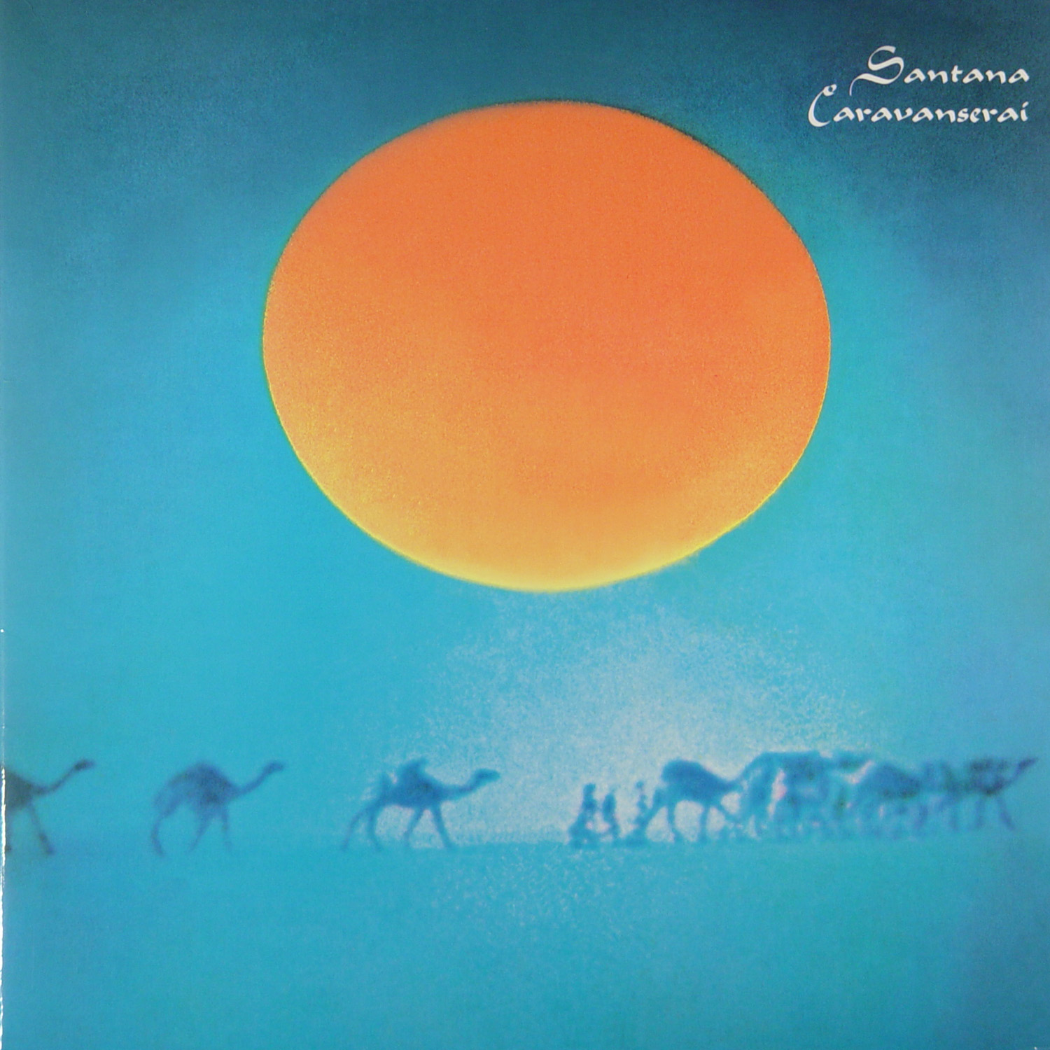 Simple Caravanserai Album For Sale By Santana Was Released Sep 30, 2003 On The BMG Label Recorded In 1972 Originally Released On Columbia 31610 Includes Liner Notes By Hal Miller Though There Were Hints Of Jazz Fusion On Santanas