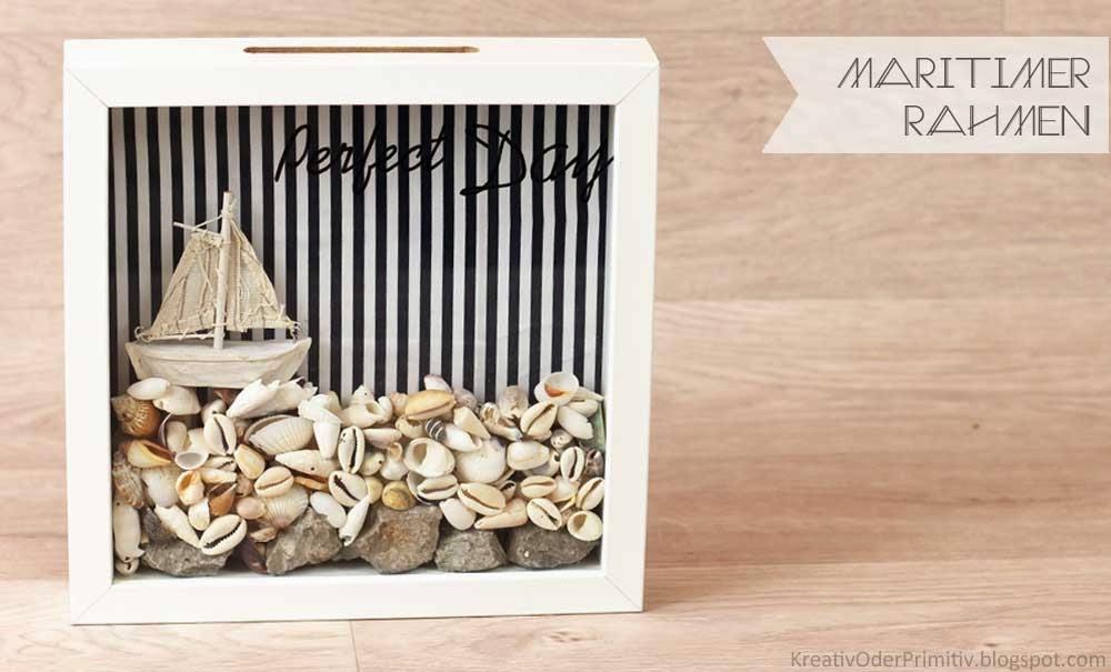 Kreativ oder Primitiv?: Ikea Ribba: Maritimer Look