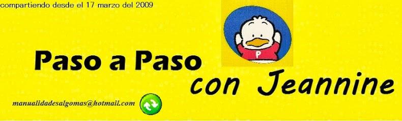 PASO A PASO CON JEANNINE: BARCO PIRATA MOLDES EN FOMIX